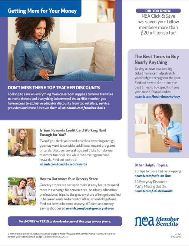 HCEA-Member-Benefits-Getting-More-for-Your-Money